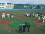 亜細亜大学硬式野球部主催多摩地区リトルシニア野球教室