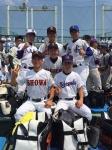 第99回全国高等学校野球選手権東西東京大会開会式